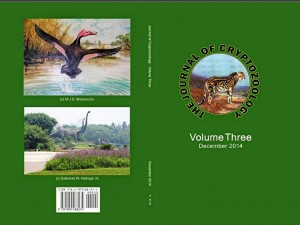 Journal of Cryptozoology volume 3