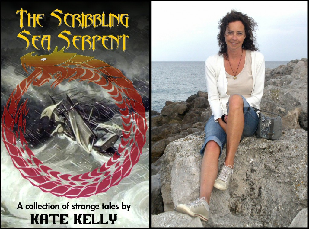 The Scribbling Sea Serpent by Kate Kelly